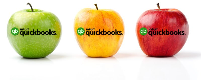 QuickBooks apples