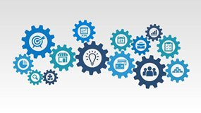 Different automated business functions in an SME